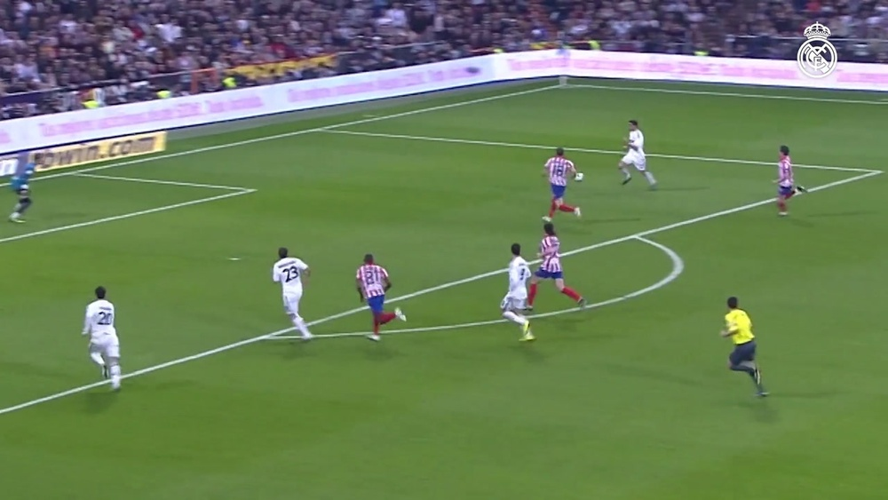 I migliori assist di Xabi Alonso con il Real Madrid. Dugout