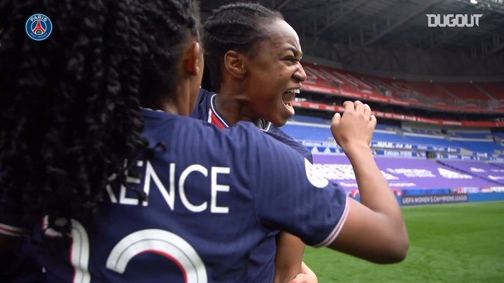 PSG defeated Lyon to advance to the semis. DUGOUT