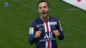 Le meilleur de Pablo Sarabia au Paris Saint-Germain. Dugout