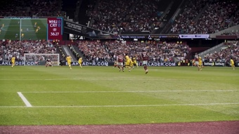 West Ham and Crystal Palace shared the points in this one. DUGOUT