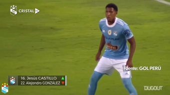 Jesús Castillo quiere ser titular. DUGOUT