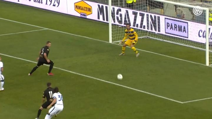 Brozović e Vecino stendono il Parma in amichevole. Dugout
