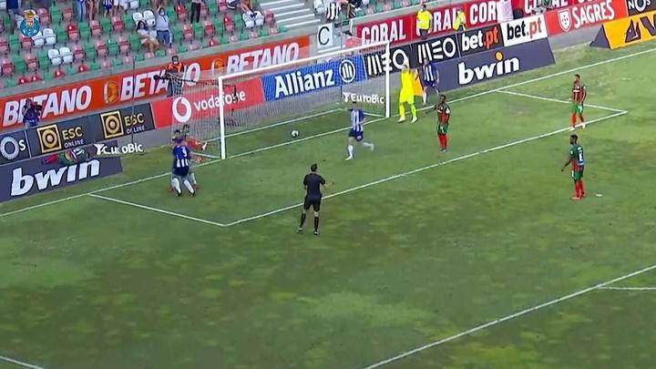 Luis Diaz scored in draw away to Maritimo. DUGOUT