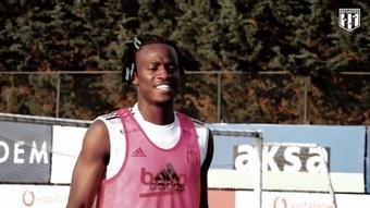 VIDÉO : le premier entraînement de Batshuayi au Besiktas. Dugout