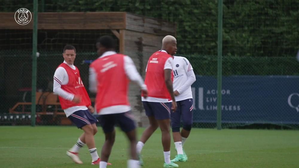 Mbappé volta ao PSG e começa pré-temporada para 2021/22. DUGOUT