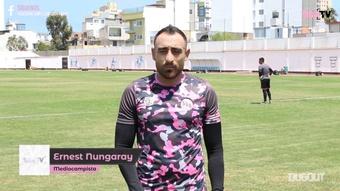 Ernest Nungaray analizó la situación de Sport Boys. Dugout