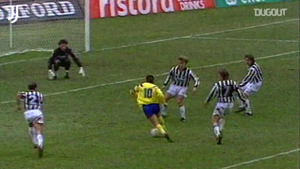 Top 5 gol della Juventus contro l'Udinese. Dugout
