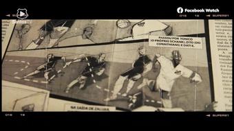 Primeiro gol de Pelé no Santos completa 65 anos. DUGOUT