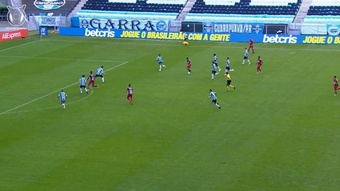 Los tres mejores goles de la tercera jornada del Brasileirao 2021. Captura/DUGOUT