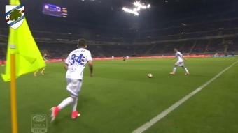 La Samp stese l'Inter. Dugout
