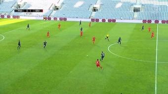 Icardi marcó un gran gol contra el Sevilla. DUGOUT