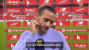 Griezmann elogia trabalho coletivo do Barça após empate. DUGOUT