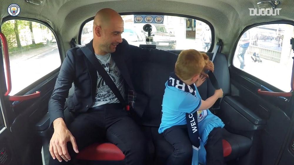 VÍDEO: Guardiola llegó a los 700 partidos con el City. DUGOUT