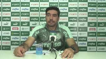 Abel Ferreira explica mudanças contra a Chape.