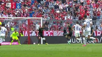 Bayern hit seven past Bochum. DUGOUT