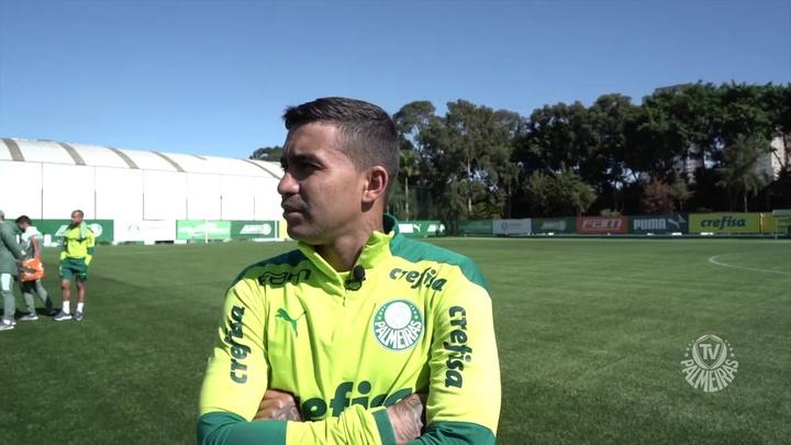Dudu vibra por retorno ao Palmeiras e projeta novas conquistas. DUGOUT