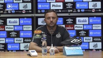 Mazzuco diz que repudia ameaças a Tardelli e explica atitudes tomadas pelo Santos. DUGOUT