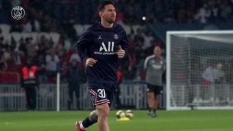 PSG got a late winner against Lyon. DUGOUT