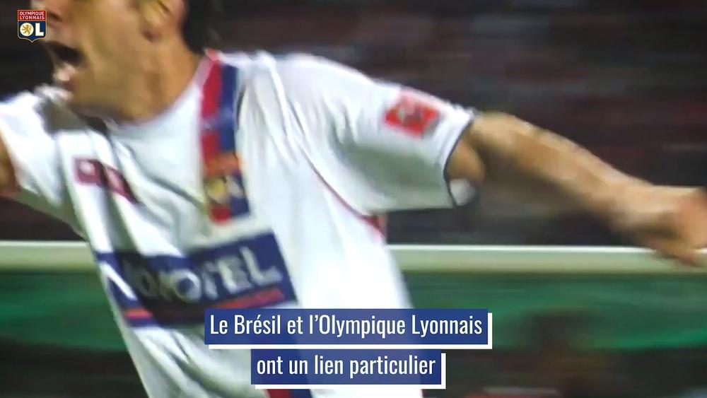 La nouvelle connexion brésilienne de Lyon. Dugout