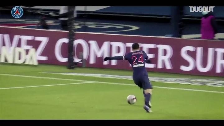 Il meglio di Florenzi con il PSG. Dugout