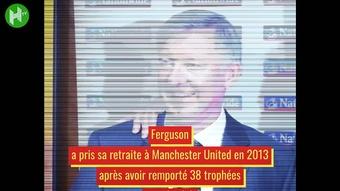 La carrière légendaire de Sir Alex Ferguson à Manchester United. Dugout