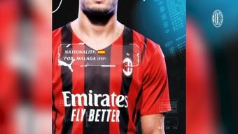 Brahim è tornato al Milan. Dugout