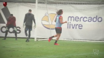 Flamengo inicia preparação de olho no Brasileirão. DUGOUT