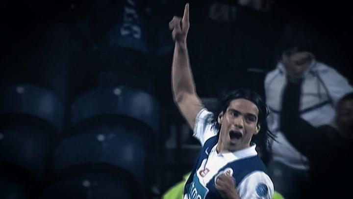 Melhores momentos de Falcao pelo Porto e Monaco. DUGOUT