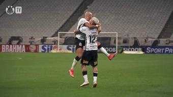Róger Guedes marca na estreia e Corinthians fica no empate com o Juventude. DUGOUT