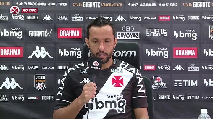 Nenê comenta como foi negociação com Vasco.