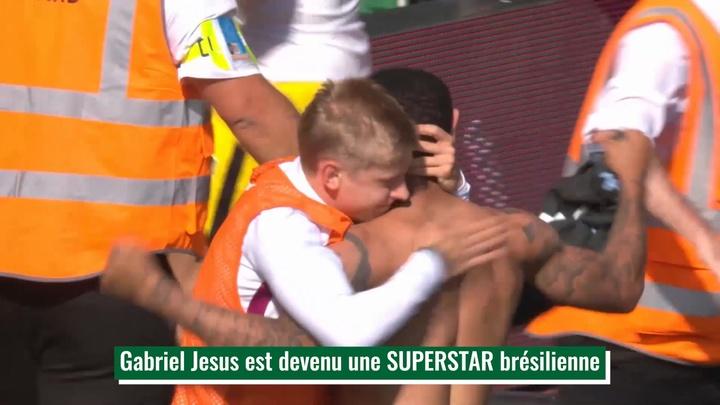 VIDÉO : le parcours de Gabriel Jesus de Palmeiras à Manchester City. Dugout