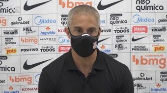Sylvinho analisa chegadas de Giuliano e Renato Augusto no Corinthians. DUGOUT