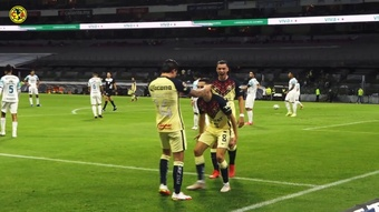 VÍDEO: el gol de Fidalgo para abrir la lata ante Mazatlán. DUGOUT