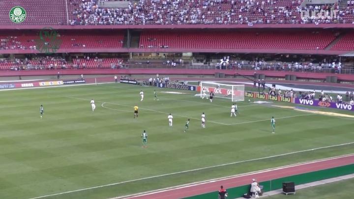 VIDÉO : les meilleurs buts de Palmeiras contre São Paulo. Dugout