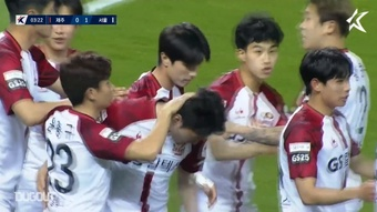 Seoul lost once again in the K-League. DUGOUT