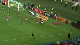 Com dois de Pedro, Fla vence o Grêmio e avança na Copa do Brasil. DUGOUT