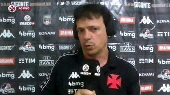 Diniz lamenta empate com gol no fim do CRB. DUGOUT