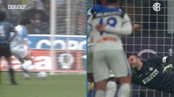 Le due eccellenze Handanović e Zenga a confronto sui salvataggi di rigore. Dugout