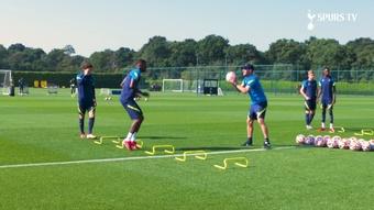 Barça y Tottenham acordaron el traspaso de Emerson. DUGOUT