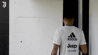 Kaio Jorge fala sobre adaptação e dicas de CR7 na Juventus.