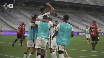 Corinthians got a 0-1 win at Athletico-PR. DUGOUT