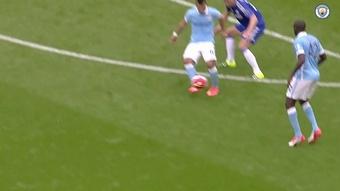 Golaços do Manchester City sobre o Chelsea ao longo dos anos. DUGOUT