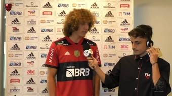''Venho com muita sede de títulos e vitórias''.
