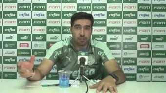 Abel Ferreira falou sobre duelo com o Galo. DUGOUT
