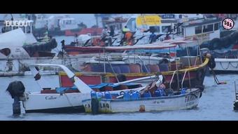 VÍDEO: el mar del Callao, inspiración de la nueva elástica de Sport Boys. DUGOUT