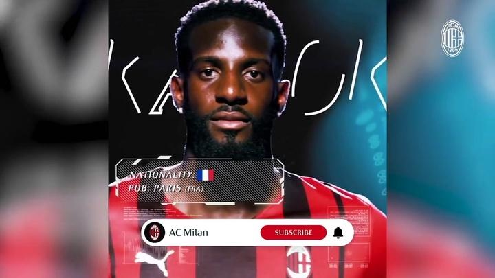 Milan anuncia o retorno de Bakayoko. DUGOUT