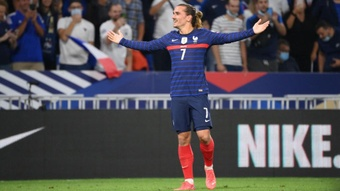 Griezman brace helps France to get the win. GOAL