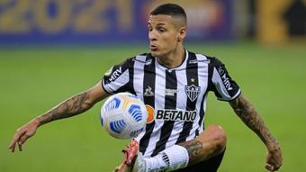 Palmeiras e Allianz Parque trazem boas memórias a... Guilherme Arana. AFP