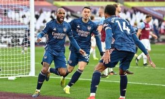 Arsenal revient de loin et arrache le nul contre West Ham. Goal
