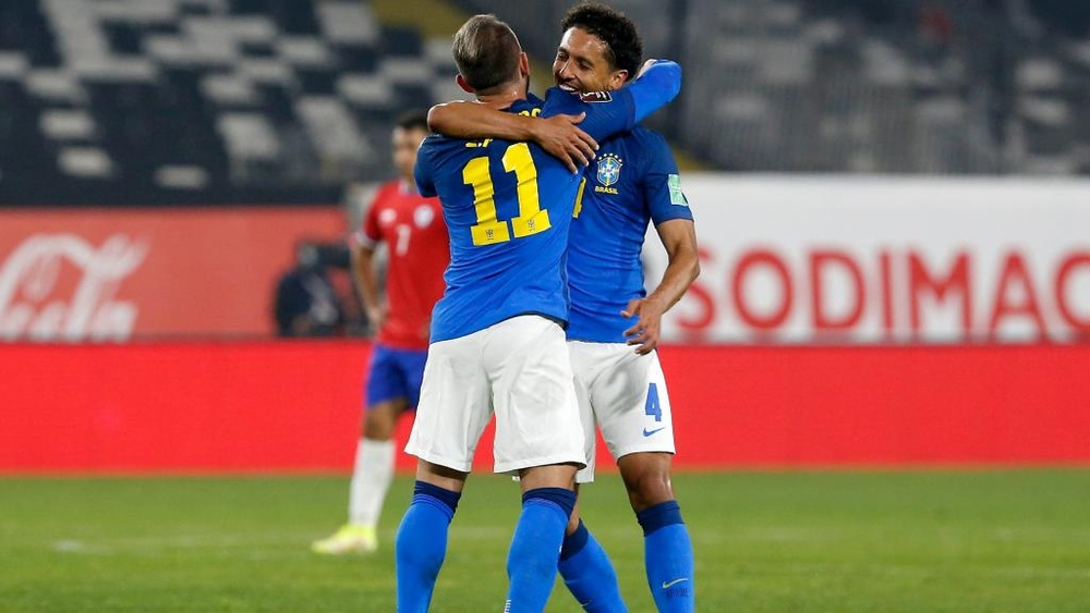 Chile 0-1 Brazil: Selecao stay perfect in World Cup qualifying. AFP